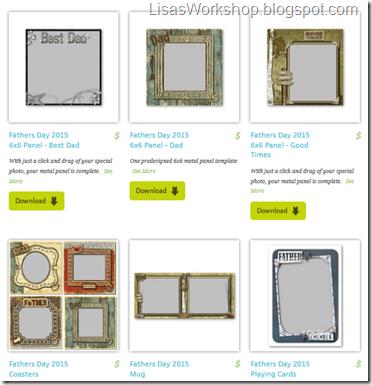 Free templates!