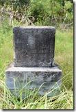 Baby Joseph's headstone