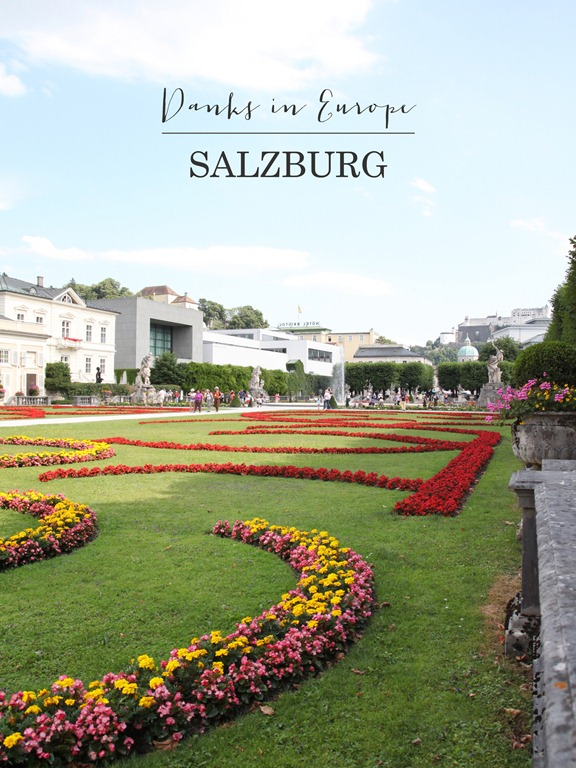 Danks in Europe  - Salzburg
