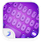 Emoji Keyboard-Candy Purple 1.3 Apk