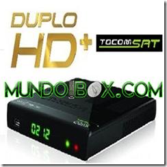 TOCOMSAT DUPLO HD