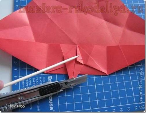 flor de pascua origami (20)