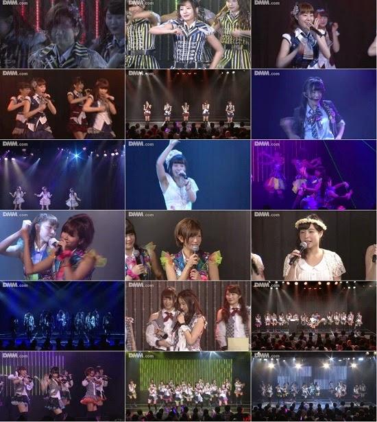 "(LIVE)(公演) NMB48 チームM ""RESET"" 谷川愛梨の生誕祭 141127 & 141203 & 141208"