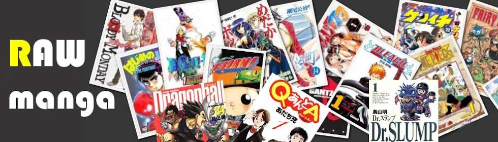 Raw Manga Land で無料漫画ダウンロード