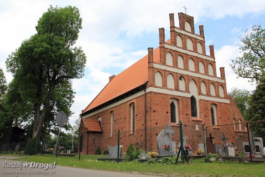 Stara Kościelnica - kościół