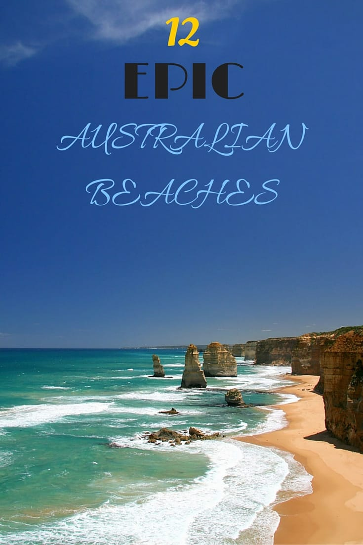 12 Incredible Australian beaches you have to visit