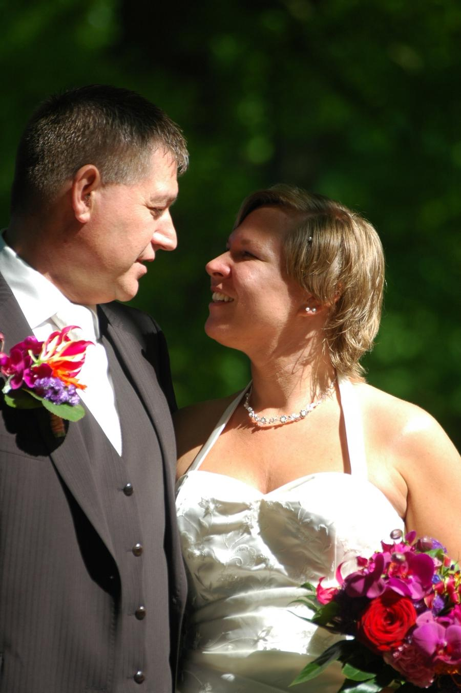 Wedding Hans en Mel