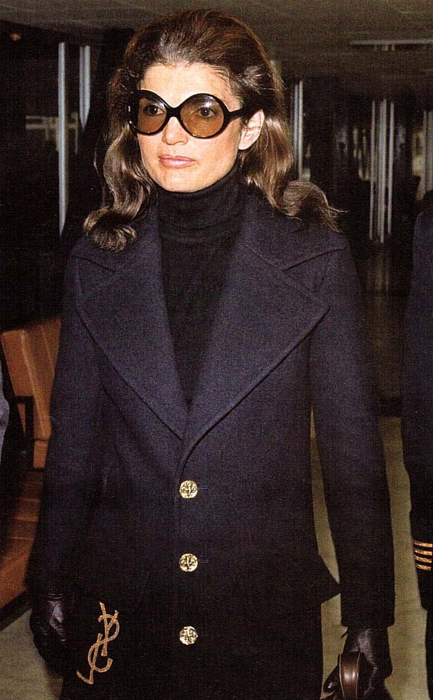 Jackie Onassis 1970