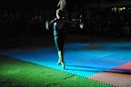 A gymnastics performance. photo credit: Eric Ribellarsi
