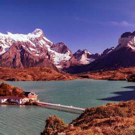 Torres del Paine by Stanley P. - Landscapes Travel ( travel )