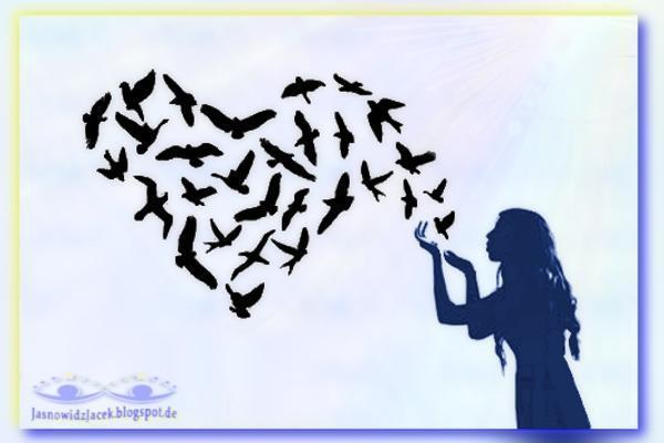 DuchowyUzdrowiciel.pl - Wolność i Miłość wysłana dalej