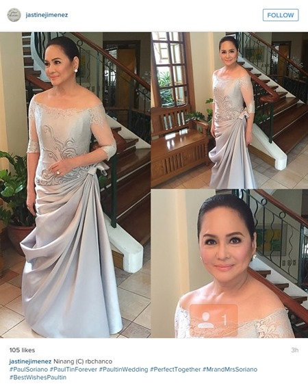 Paul-Celestine wedding - Charo Santos-Concio
