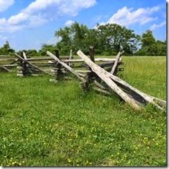 Yorktown battlements 2