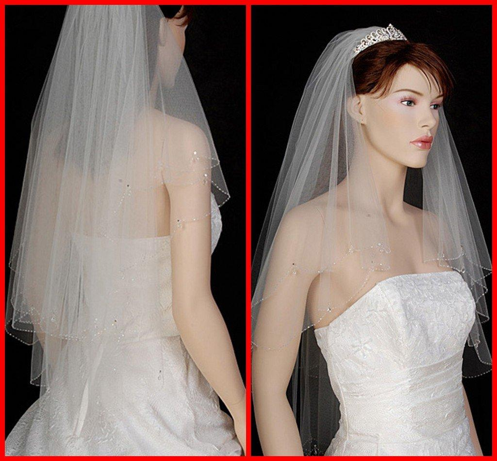 Buy high fashion wedding veils