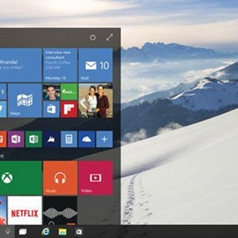 Windows 10 è pronto, Microsoft ha completato lo sviluppo.