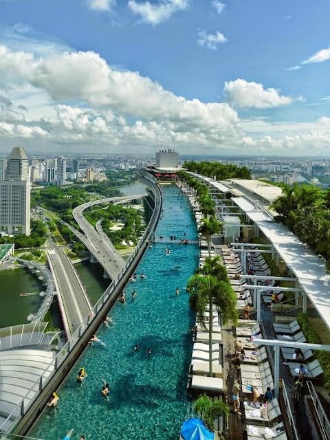 Marina Bay Sands  , Singapore - カバー