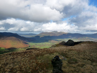 Maiden Moor to Bassenthwaite Lake