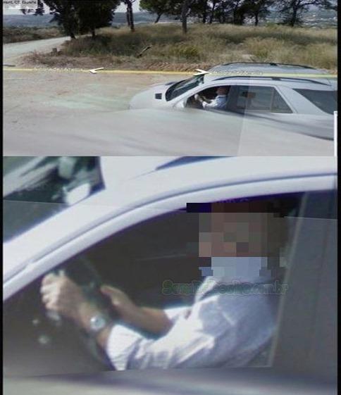 HOMEM É FLAGRADO PEGANDO PROSTITUTAS NO GOOGLE STREET VIEW