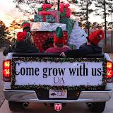 UACCH-Texarkana Christmas Parade 2013