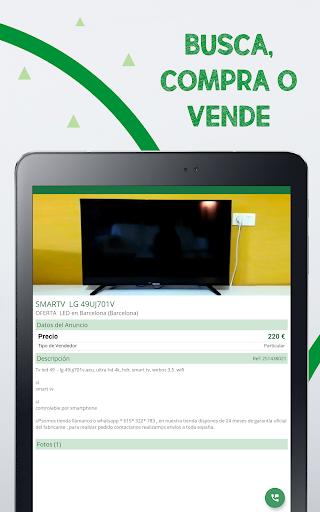 milanuncios: anuncios gratis para comprar y vender screenshot 9