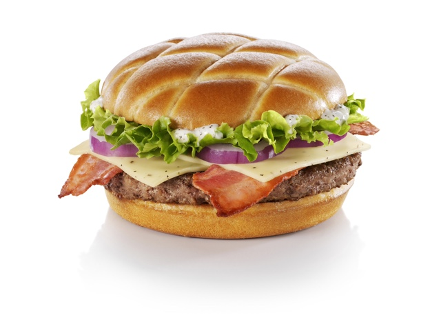 McDonald's Festive Menu 2015