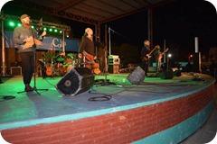 La banda Arbolito dejó su huella en los festejos