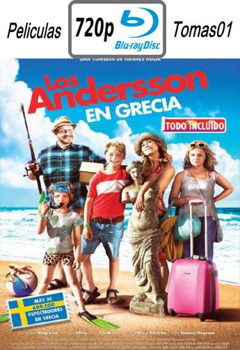 Los Andersson en Grecia (2012) [BDRip m720p/Dual Castellano-Sueco]