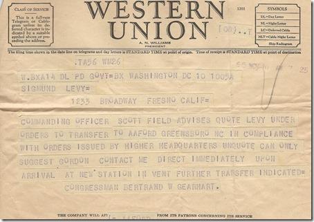 From Bertrand Gearhart 11_10_1945