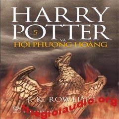 Harry Potter Và Mệnh Lệnh Phượng Hoàng - J. K. Rowling