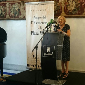 Una estrategia para la conmemoración de los 400 años de la Plaza Mayor