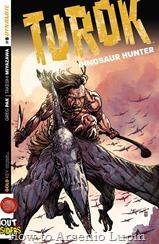 Actualización 10/11/2015: En marco de la alianza con Outsiders, Shinji en la traducción y Rockfull en las maquetas nos traen Turok - Dinosaur Hunter #8.
