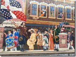 Burlington mural