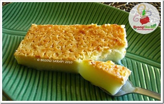 Baked Cassava© BUSOG! SARAP! 2010