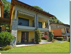 Appartamento residence con piscina Gravedona Lago Como Rif. A056.--3