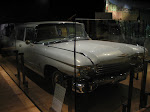 Elvis Presley's car in the Country Music Hall of Fame in Nashville TN 09042011a