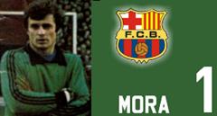 Barcelona 1976 - Mora