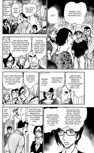 Detective Conan 782 page 14
