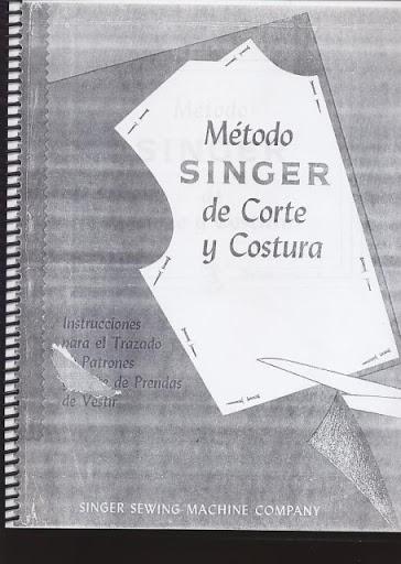 Singer - método de corte y costura (102)