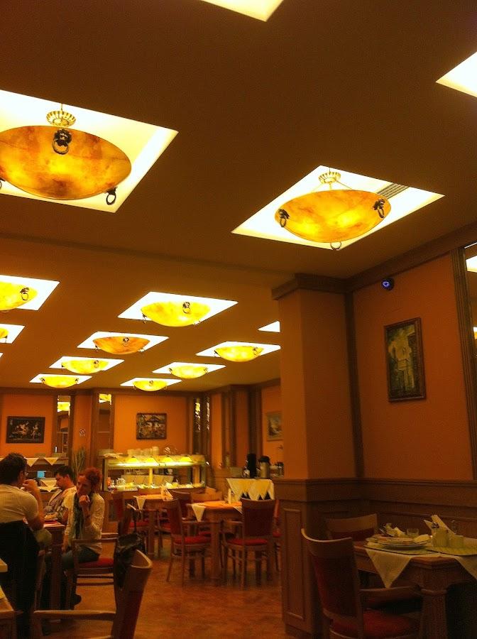Ресторан отеля Askania