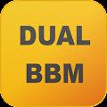 Dual BBM APK for Bluestacks
