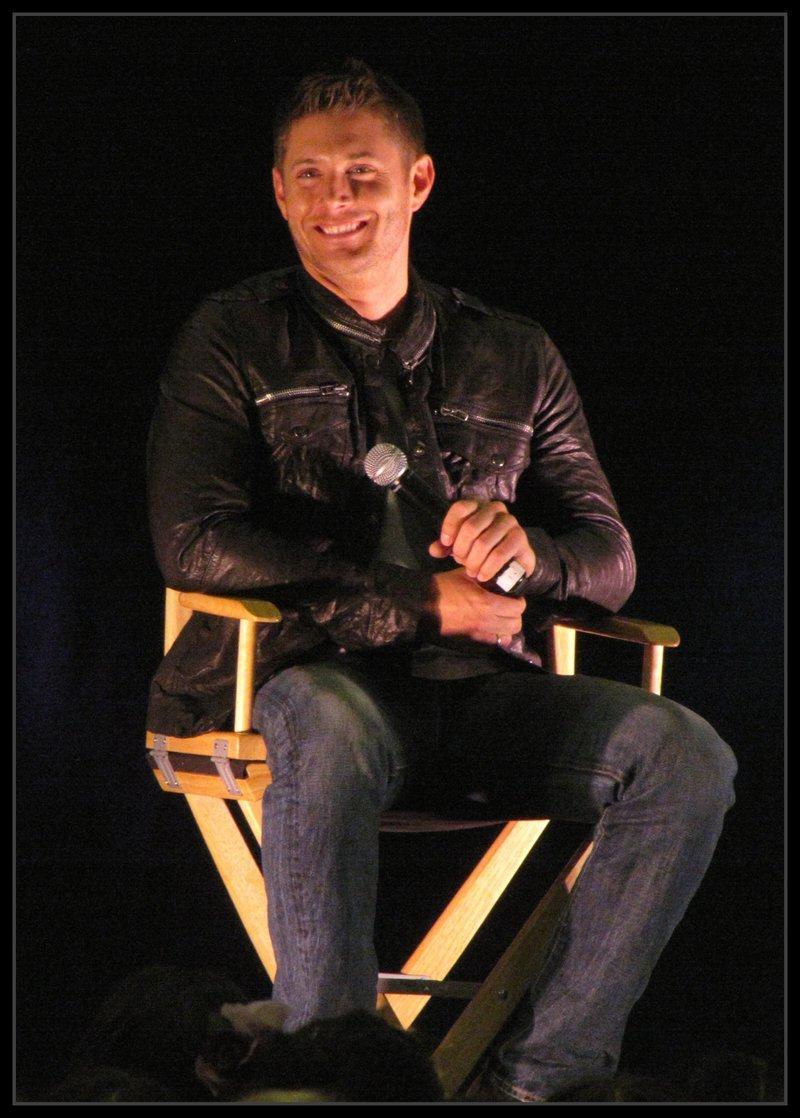 Jensen Ackles by  Katjakay on