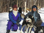 Dog Sledding, Mount Tremblant  [2004]