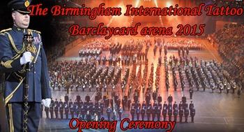 Birmingham International Tattoo 2015