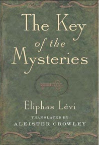 Cover of Eliphas Levi's Book The Key Of The Mysteries