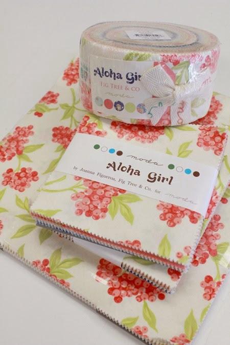 Aloha Girl precuts