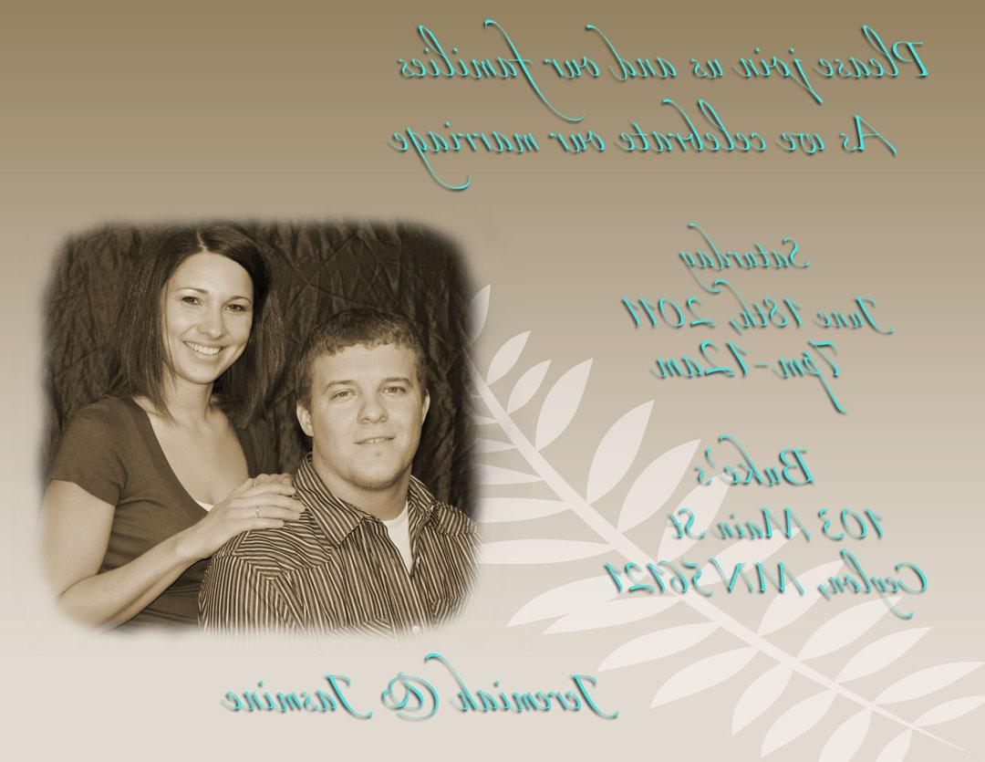 Wedding Invitations   Media