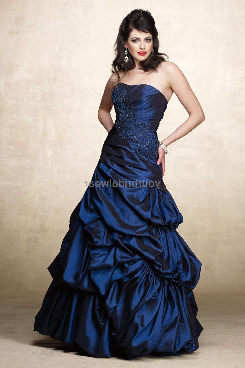 2012 designer alyce designs prom dress 6659 navy blue emerald green