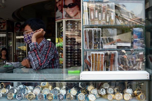 рынок ориса орусей пномпень базар