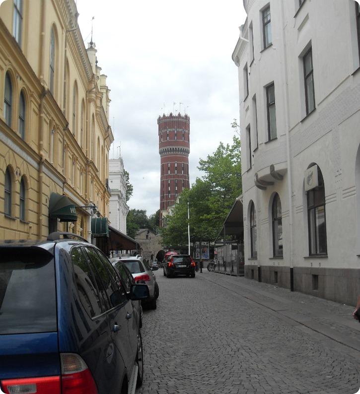 Kalmars gamle vandtårn