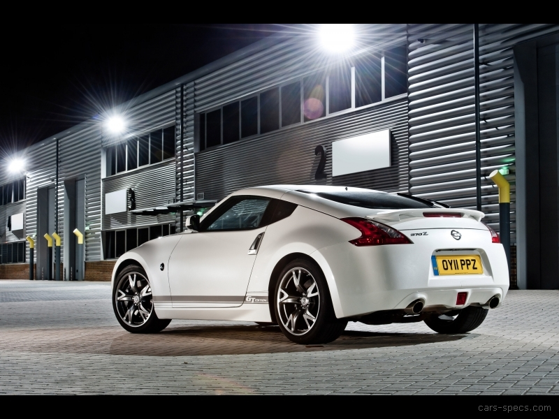 2009 nissan 370z nismo specifications pictures prices. Black Bedroom Furniture Sets. Home Design Ideas